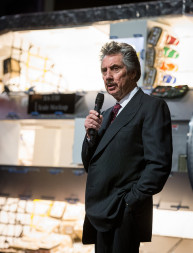 Bigelow Aerospace founder Robert Bigelow in 2013. Credit: NASA/Bill Ingalls
