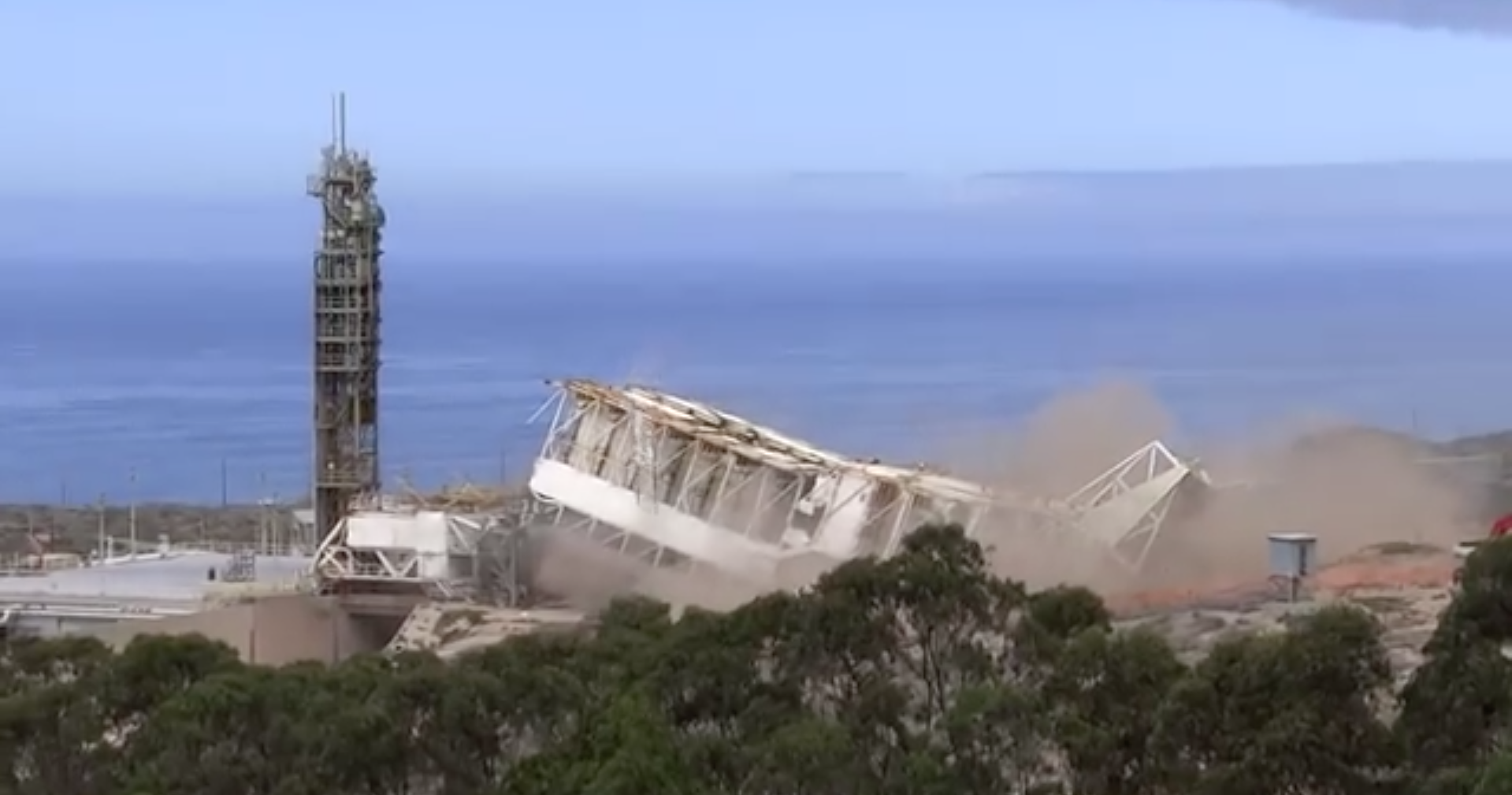 SpaceX Leasing Second Pad at Vandenberg