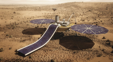 "Mars One has quietly stopped work on a pair of robotic precursor missions it once called ""the first step in Mars One's overall plan of establishing a permanent human settlement on Mars."" Credit: Mars One artist's concept."