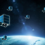 Skybox Imaging, a commercial remote sensing company acquired last year by Google, currently has two remote sensing satellites in orbit and a dozen more under contract with SSL. Credit: Skybox