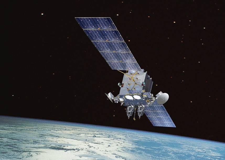 AEHF satellite