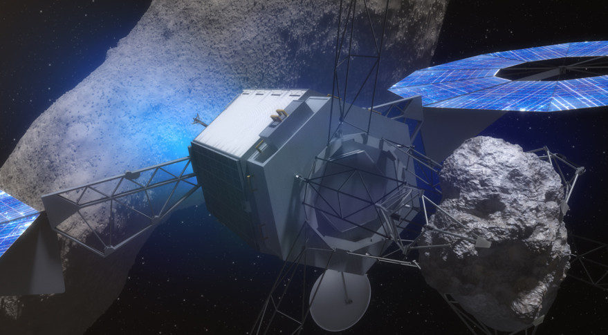 NASA Plans To Review It Asteroid Mission Even Without a Secured Funding (spacenews.com)