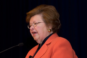 Barbara Mikulski Senate