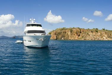 Cruise ship KVH