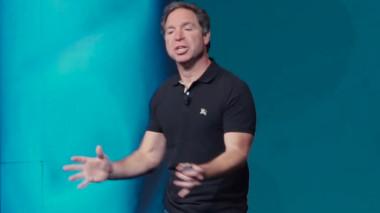 OneWeb Chief Executive Greg Wyler
