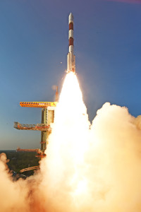 IRNSS-1D launch
