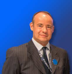 Thales Alenia Space Chief Executie Jean Loic-Galle