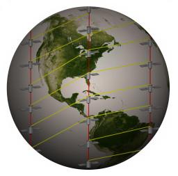 Concept of Leosat satellite network