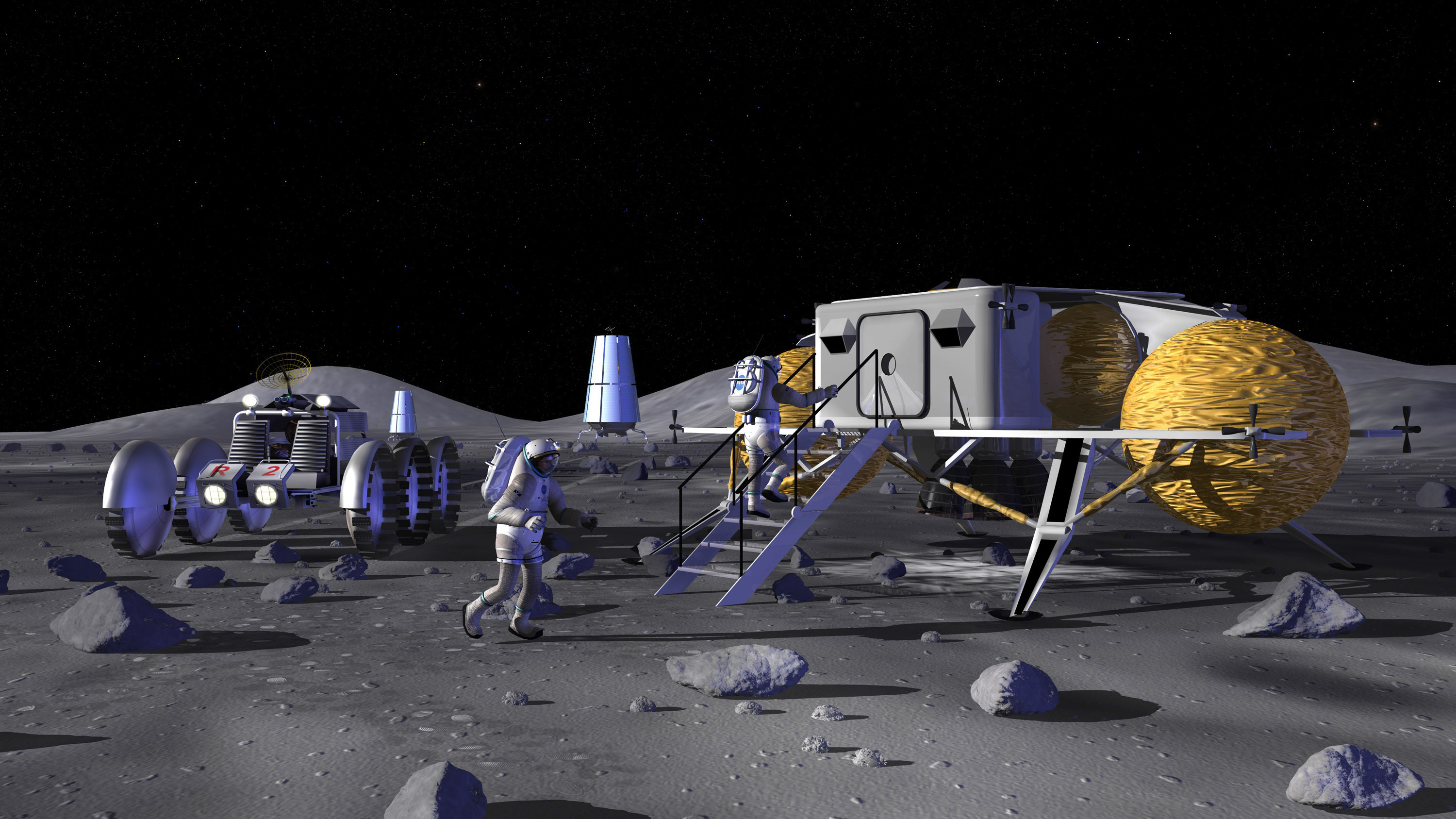 Op-ed | Why the U.S. Gave Up on the Moon