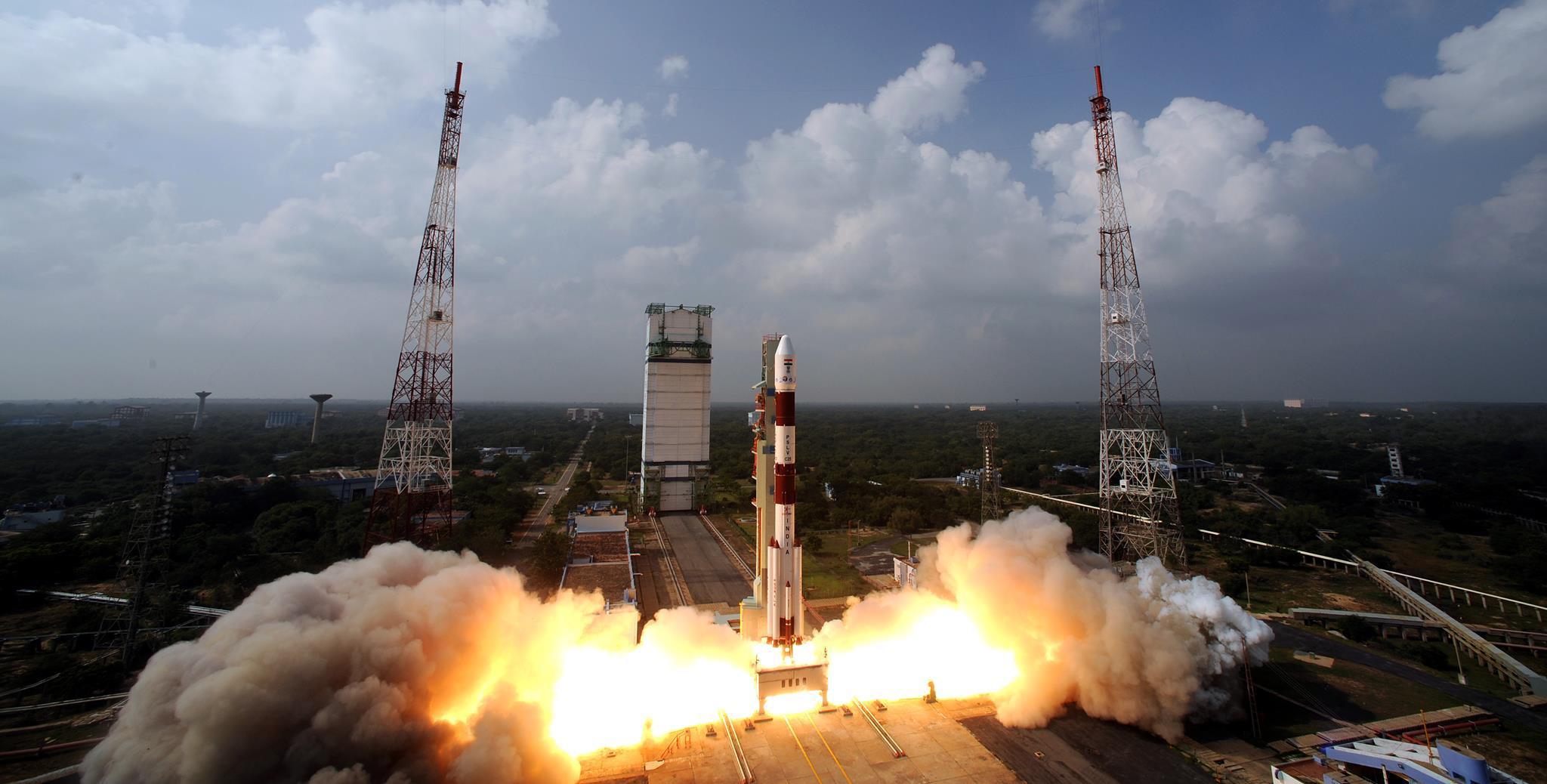 MOM launch ISRO