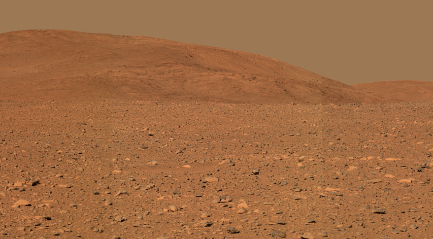 Mars' Columbia Hills