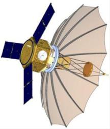 ORS-2 satellite