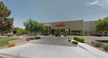 Orbital ATK's facility in Gilbert, Arizona