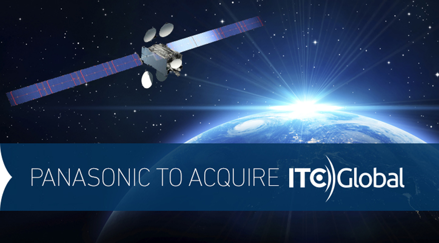 Panasonic acquisition ITC Global
