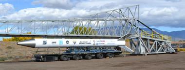 Rail launch system