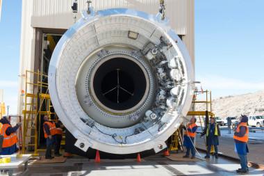 NASA SLS booster