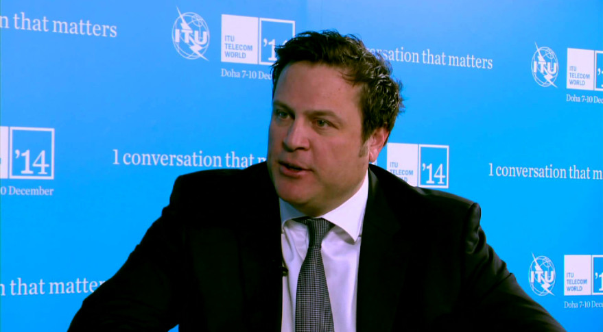 Thuraya Chief Executive Samer Halawi