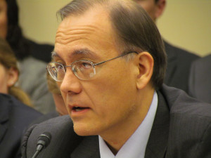 Scott Pace. Credit: Committee on Science, Space, and Technology Democrats