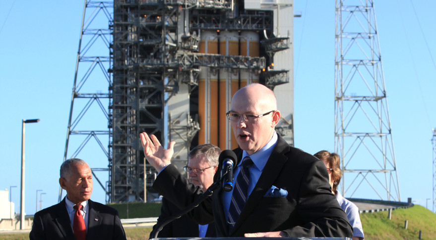 ULA Chief Executive Tory Bruno