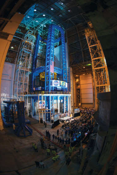 Vertical Assembly Center