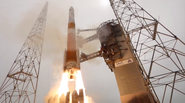 GPS 2F-9 launch
