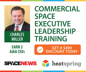 Commercial Space Executive Leadership Training Spacenews Com