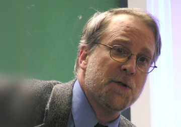 Richard Binzel, MIT professor of planetary science. Credit: theskyscrapers.org