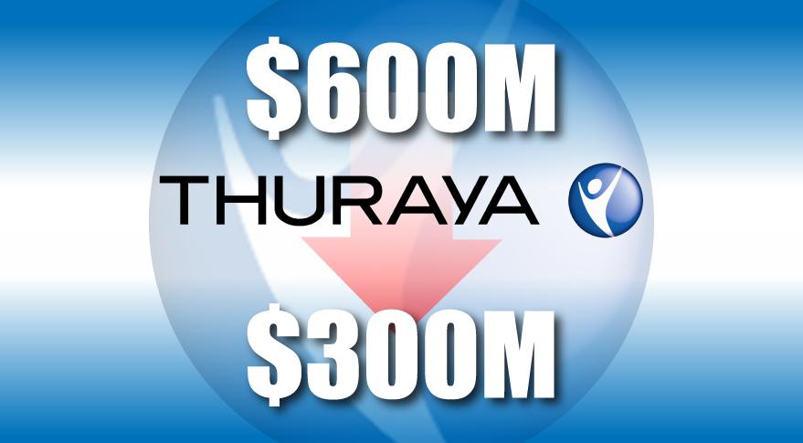 Thuraya asking price.
