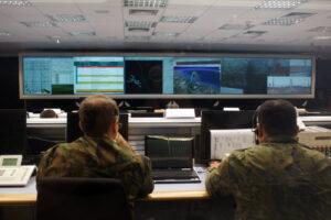 AEP control room