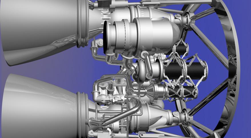 AR-1 twin configuration