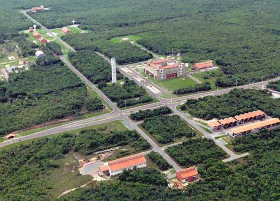 Alcantara launch center