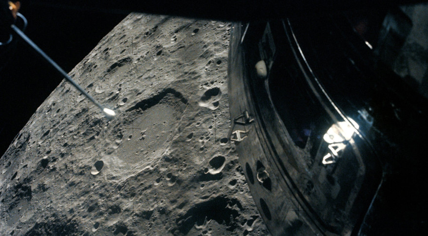 Apollo 13 moon