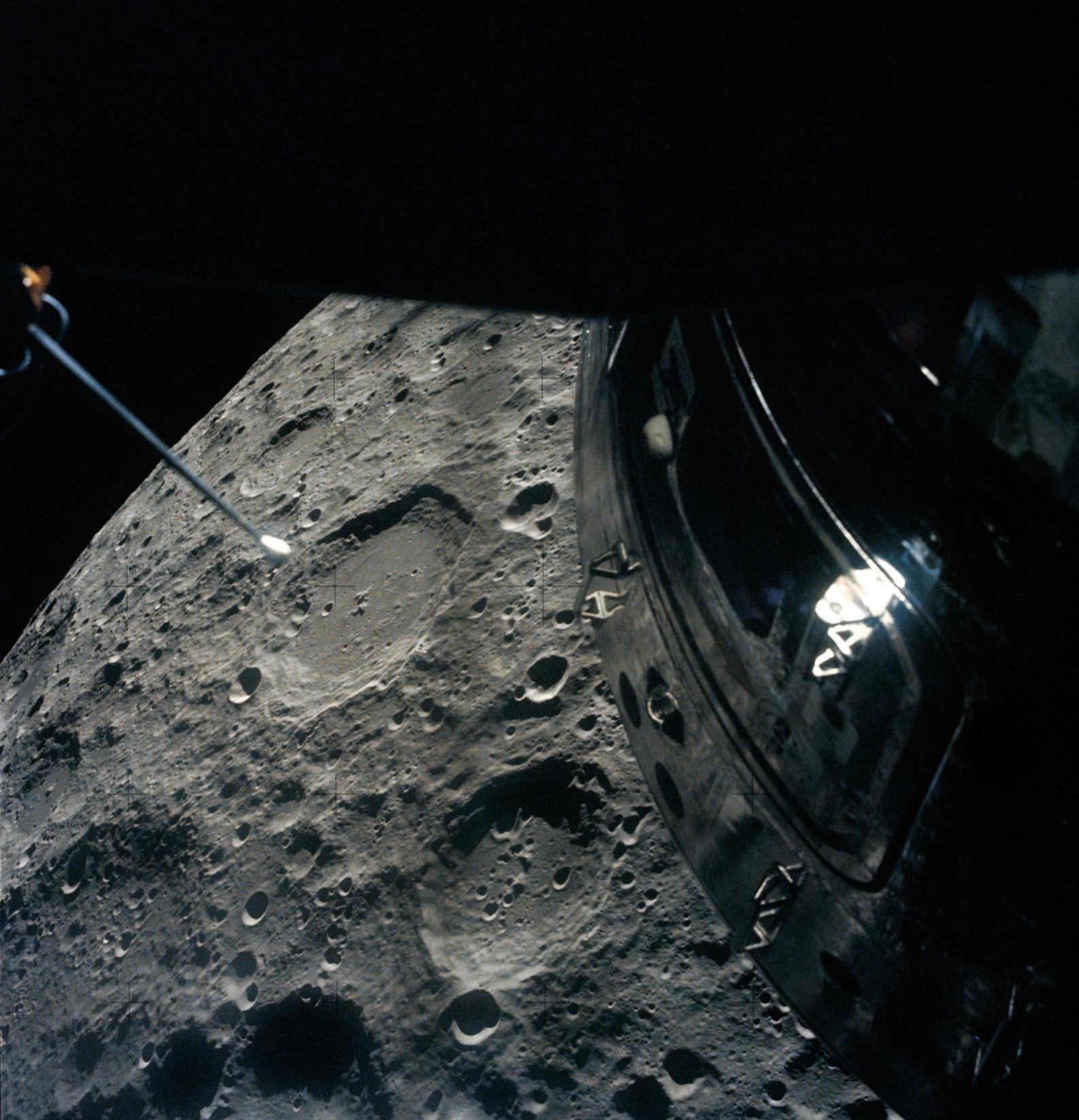 Apollo 13 moon