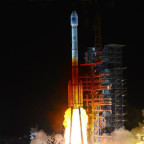 Beidou satellite launch