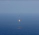 SpaceX came close to landing the Falcon 9's first stage on a mobile landing platform following the rocket's April 14, 2015 launch of a Dragon cargo capsule to the ISS. Credit: SpaceX video still
