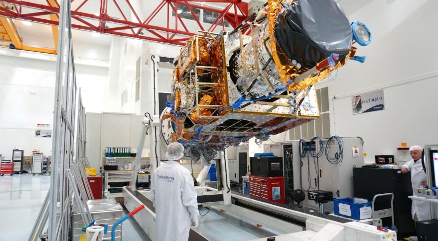 Gokturk-1 satellite