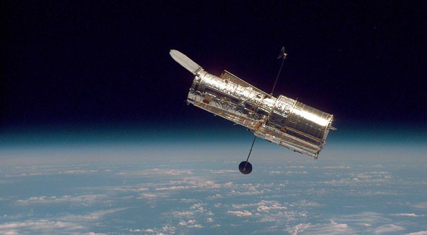 Hubble Space Telescope. Credit: NASA
