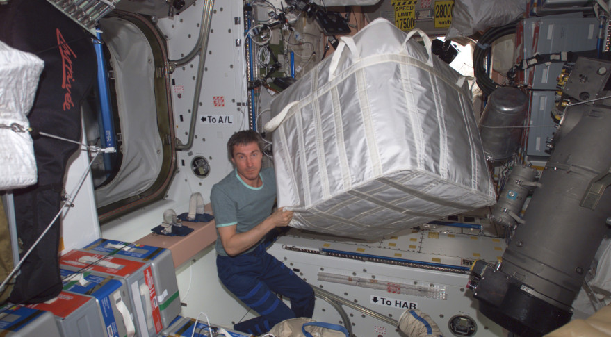 ISS cargo