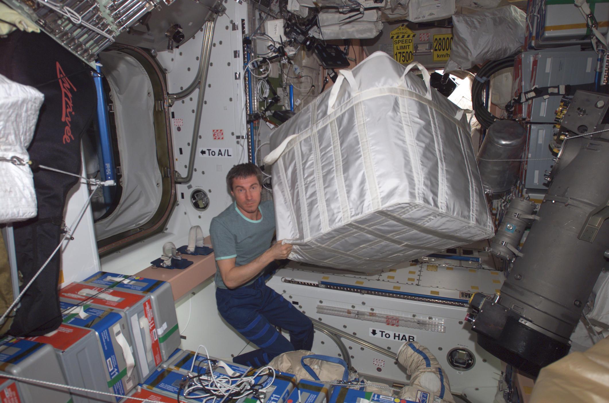 ISS cargo