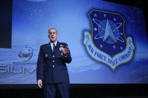 Gen. John Hyten, commander of U.S. Air Force Space Command