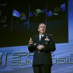 Gen. John Hyten, commander of U.S. Air Force Space Command
