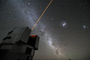 VLT laser guide star