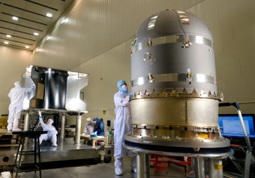 MAVEN propellant tank