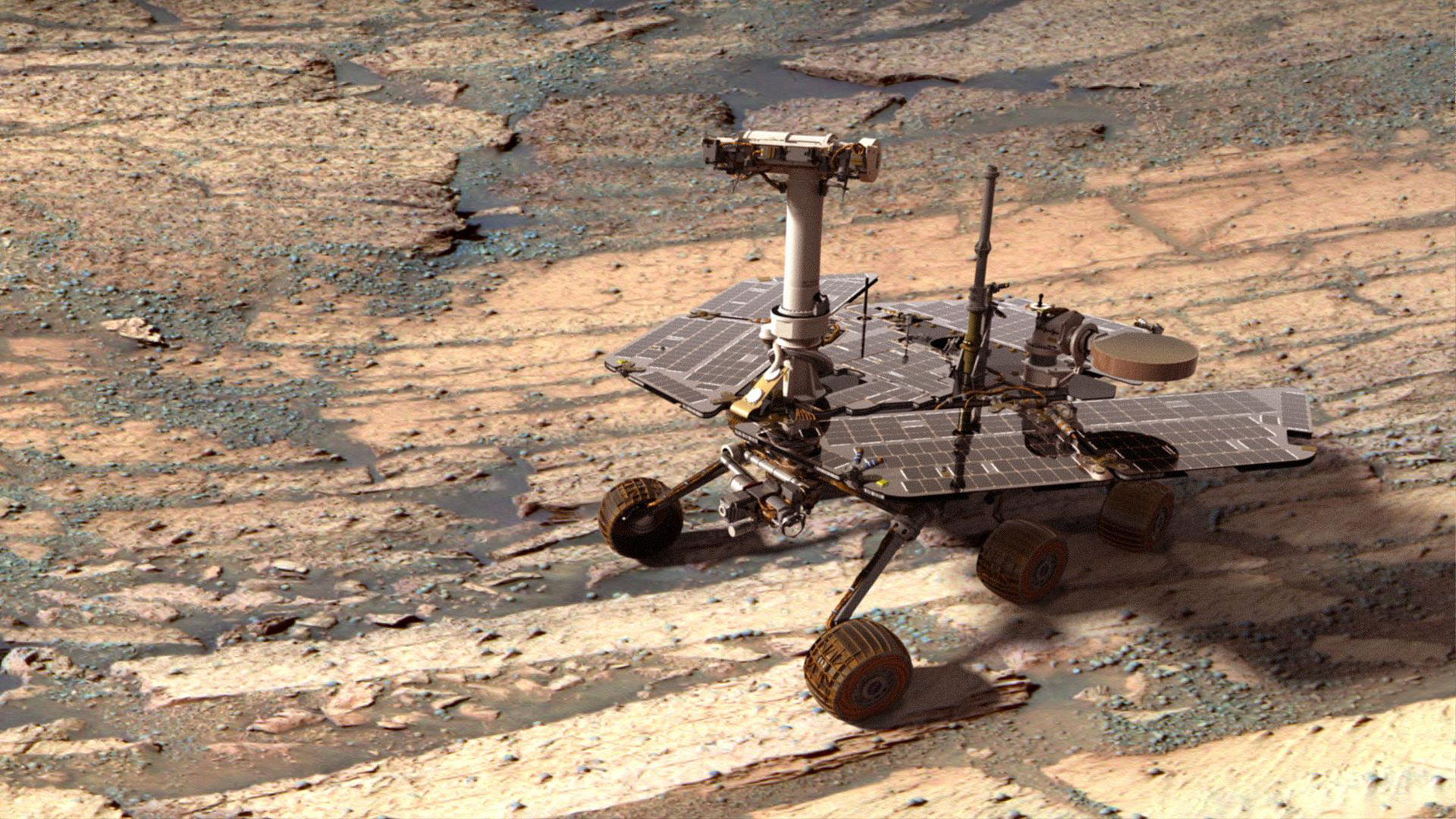 nasa mars exploration rover mission - photo #5