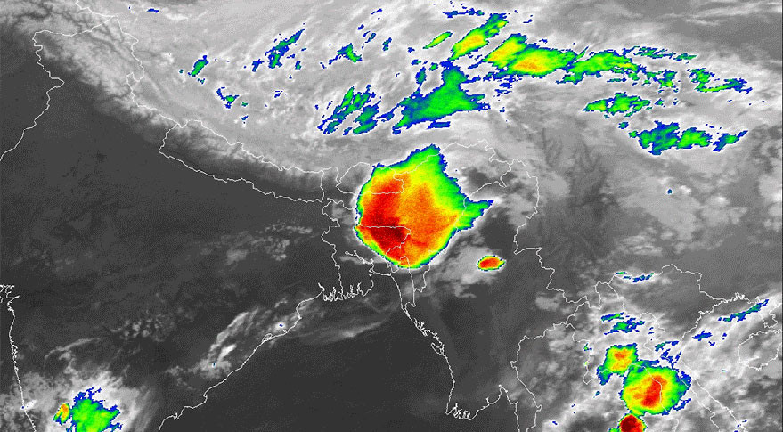 Proposal Targets Air Force Weather Sat Program - World weather satellite images