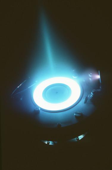 Snecma's PPS 1350 plasma thruster