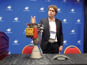 Rocket Lab Chief Executive Peter Beck