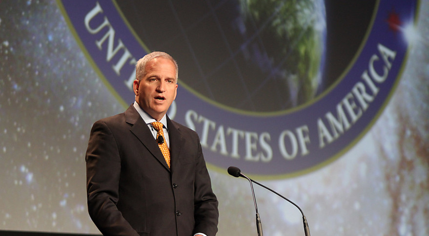 NGA Director Robert Cardillo
