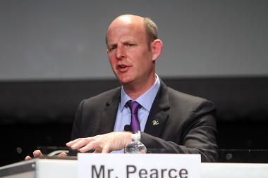 Inmarsat CEO Rupert Pearce