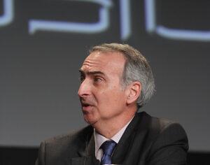 Intelsat CEO Stephen Spengler